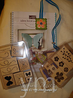 Catalog and Stamp sets