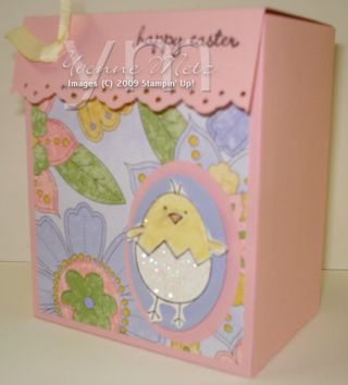 Easter Box Side