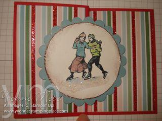 Skaters z fold card