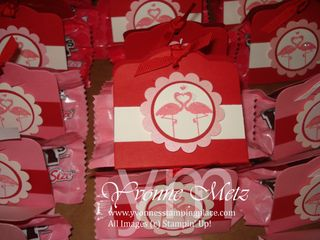 Valentine School favors