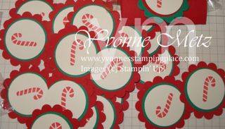 Sneak peek candy cane