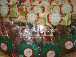 Christmas Treat Favors