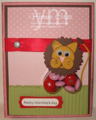 Lion MnM Card