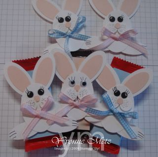 Kit Kat Bunnie group